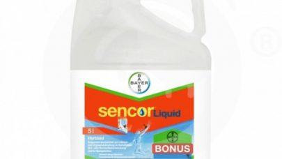 Bayer herbicide sencor 600 fs 5 liters